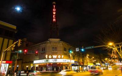 Tower Theater Concert Venue