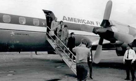Walnut Ridge Regional Airport – The Beatles Only Visit To Arkansas
