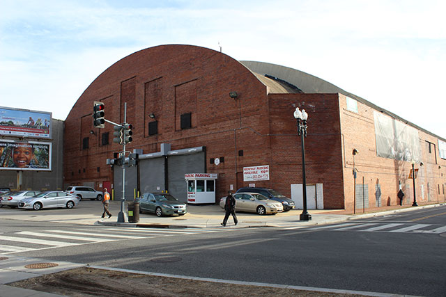 Washington Coliseum