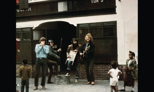 """""""Willie & The Poor Boys"""" By Creedence Clearwater Revival Album Cover Location"""