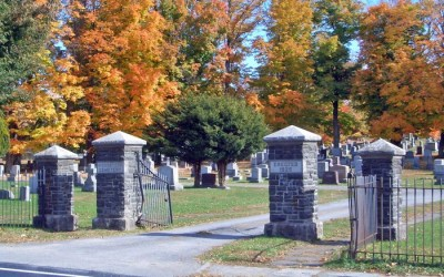 """Buried Here – Rick Danko And Levon Helm Of """"The Band"""""""