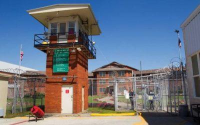 Wynne Unit , Huntsville Texas – David Crosby Was Imprisoned Here