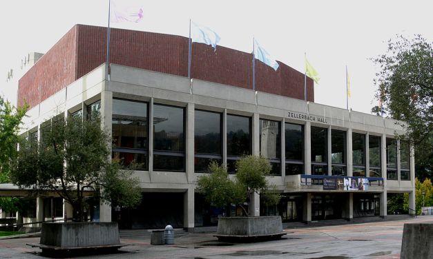 Zellerbach Auditorium