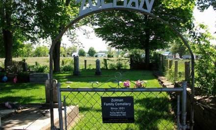 "Buried Here – Dan Peek, A Founding Member Of The Group ""America"""