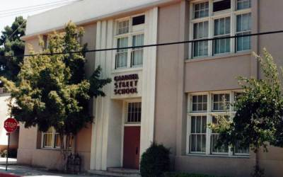 Gardner Street Elementary School – Michael Jackson went to school here.