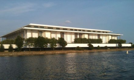 John F. Kennedy Center for the Performing Arts, Washington DC