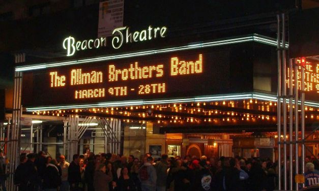 Beacon Theatre – The Allman Brothers Home Away From Home