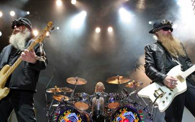 FIrst ZZ Top Show – Knights of Columbus Hall