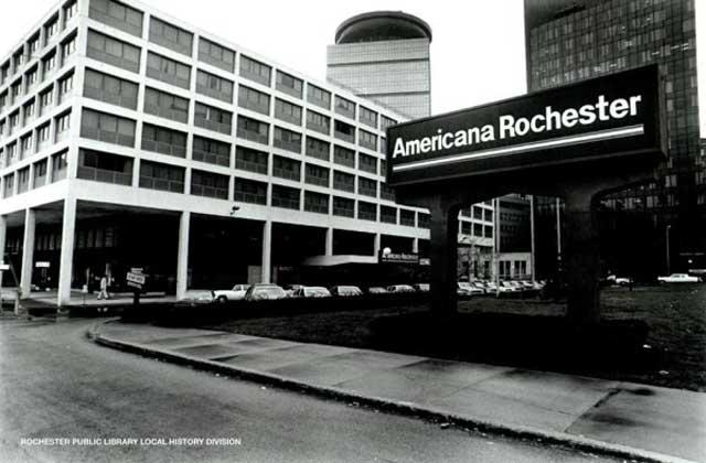 Americana- Hotel Rochester-