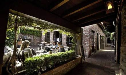 El Paseo Restaurant In Mill Valley, CA – Part Owned By Sammy Hagar