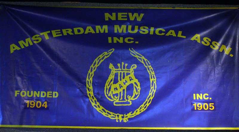 New Amsterdam Musical Association