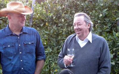 Scaggs Vineyard Formally Owned By Boz Scaggs
