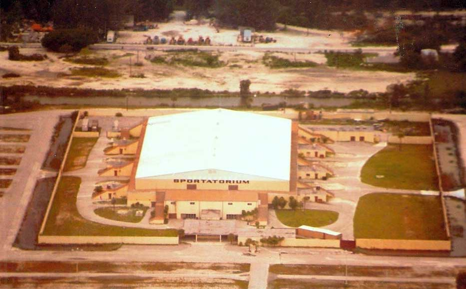Hollywood Sportatorium