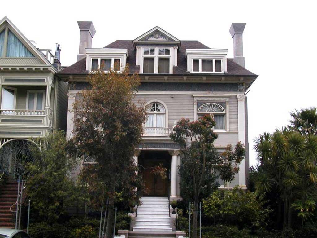 Graham Nash Home