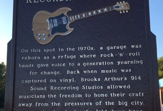 "914 Sound Recording Studios – Part Of ""Born to Run"" Recorded Here In 1974"
