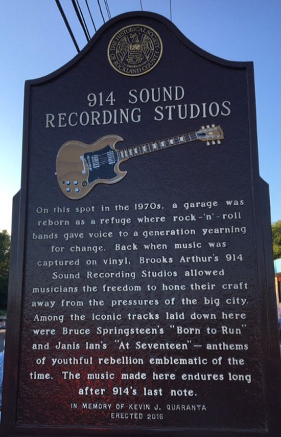 914 Sound Recording Studio