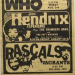 The Singer Bowl – The Doors Headline For The Who In 1968