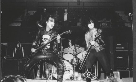 Popcorn Pub –  First Ever KISS Concert