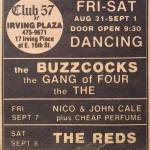 Club 57 At Irving Plaza