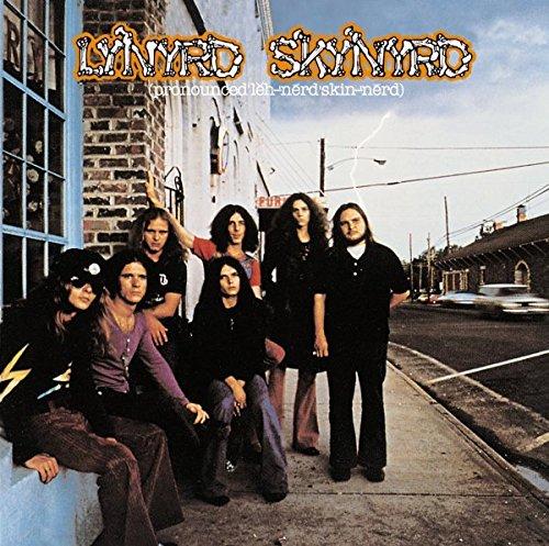 Lynyrd Skynyrd Album Cover