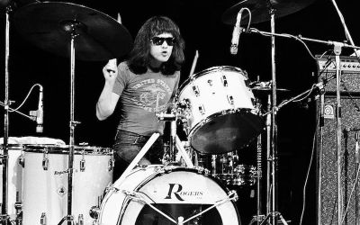 Buried Here – Tommy Ramone Drummer And Last Surviving Member Of Original Ramones