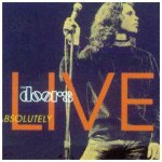 Doors Absolutely Alive Album Cover