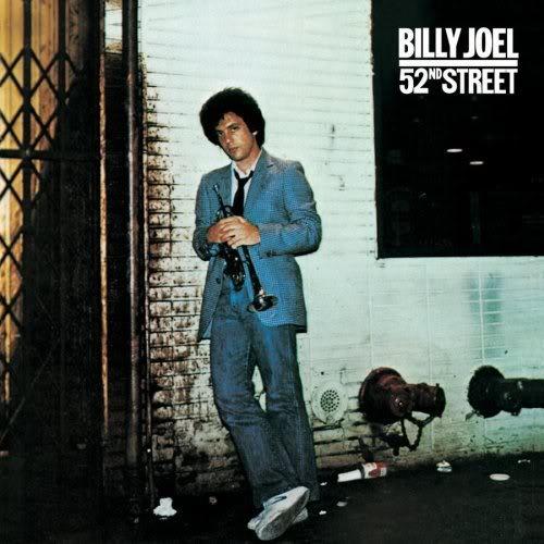 Billy Joel 52nd Street Album Cover