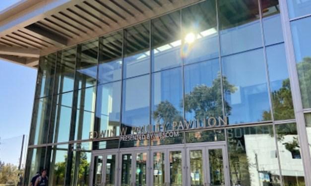 Pauley Pavilion On UCLA Campus