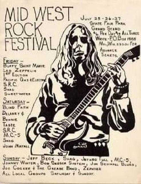 Midwest Rock Festival
