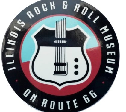 The Illinois Rock & Roll Museum on Route 66