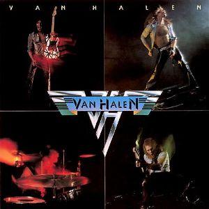 VAN HALEN - Van Halen (Warner 1978)