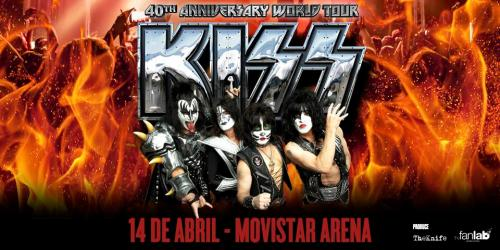 kiss chile