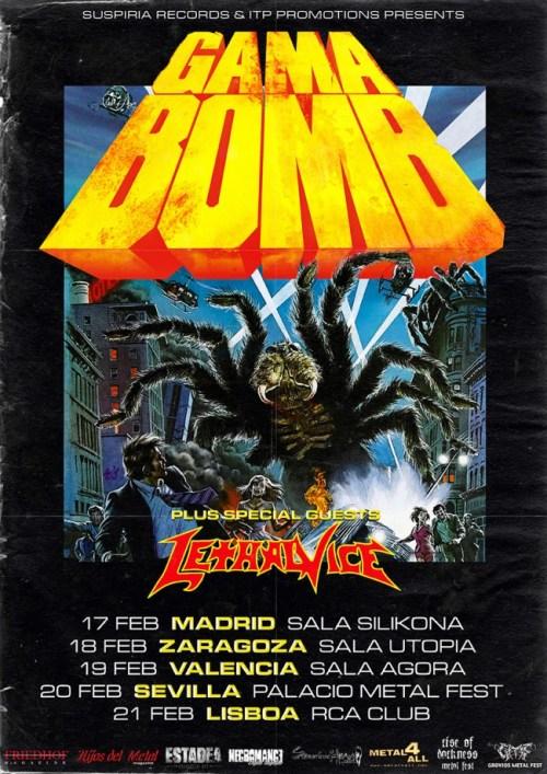 fechas-gama-bomb-espana-2016