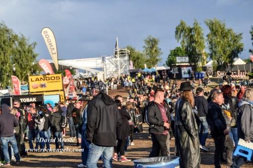 SWEDEN ROCK 2016