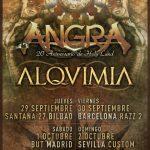 ANGRA + ALQUMIA