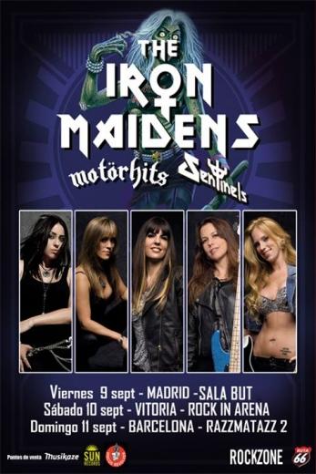 ironmaidens