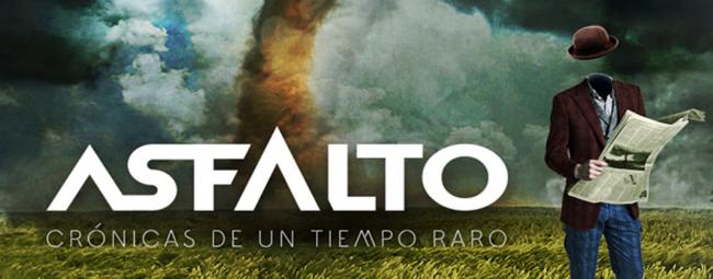 ASFALTO - Presentación nuevo disco