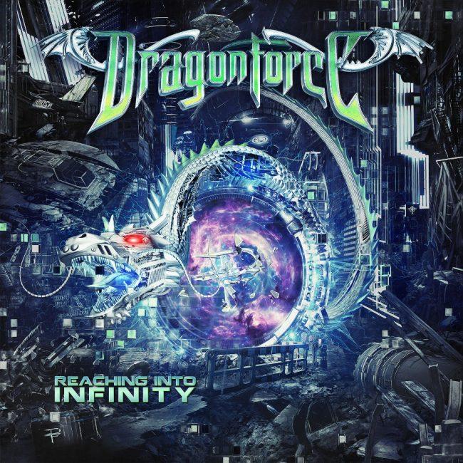 DRAGONFORCE - Nuevo disco