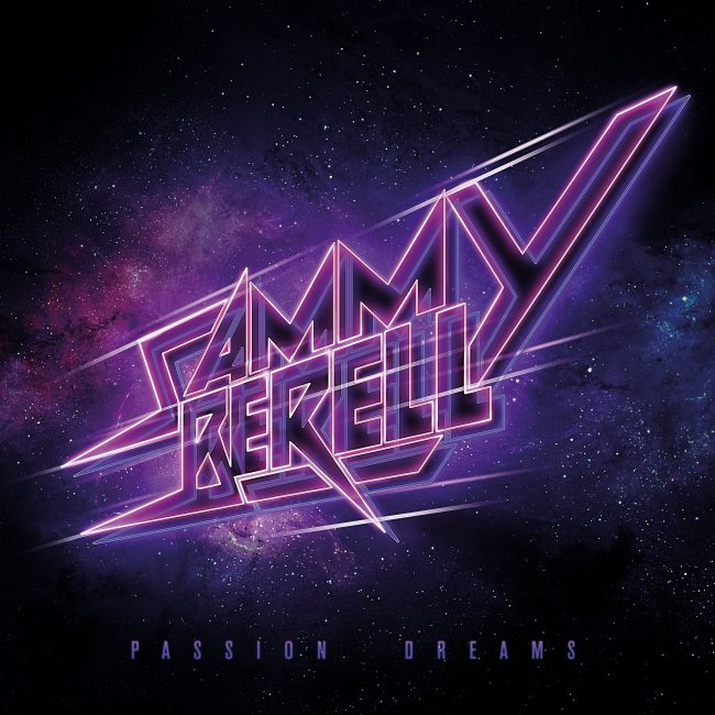 SAMMY BERELL - Passion dreams (2017)