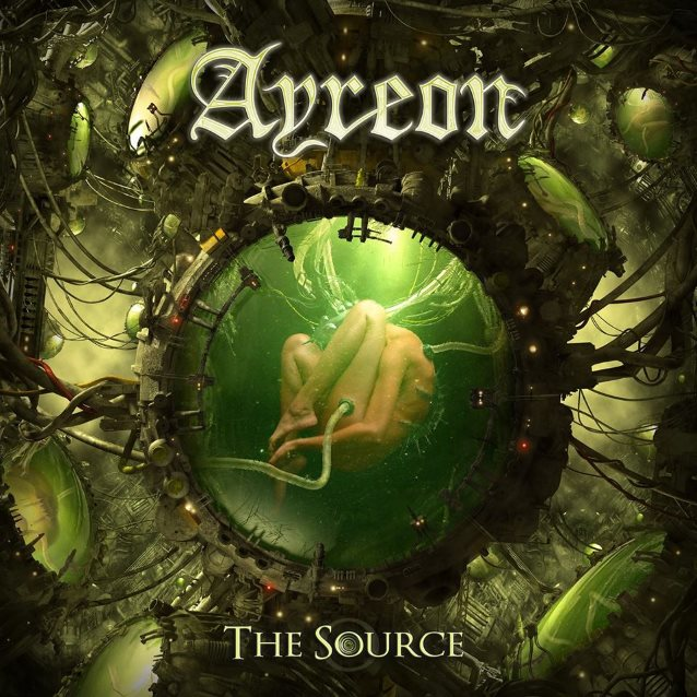 AYREON - The source (2017)