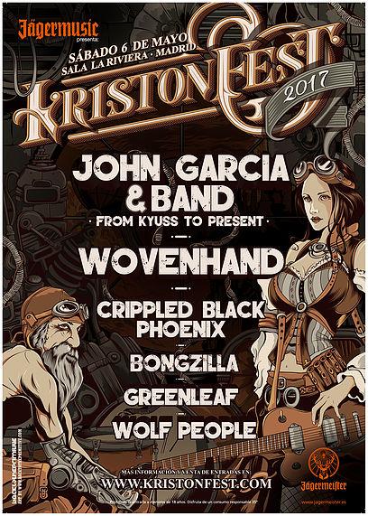 KRISTONFEST 2017 - Horarios