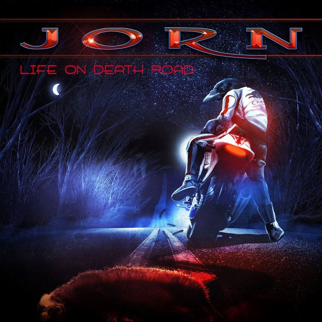 JORN - Life on the death road (2017)