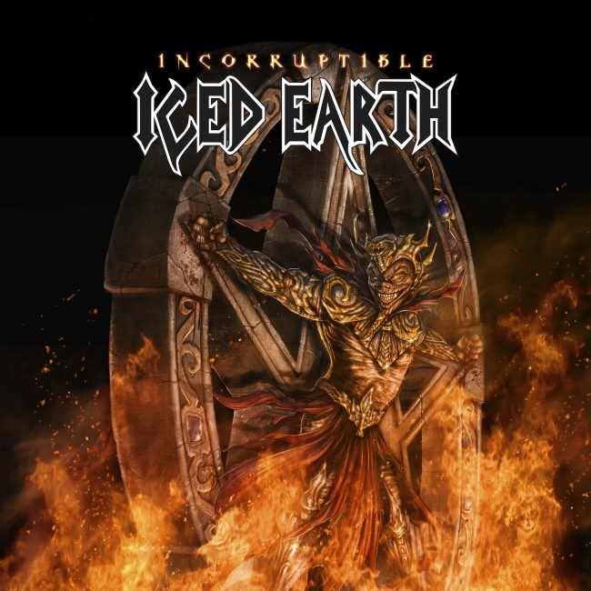 ICED EARTH – Incorruptible (2017)