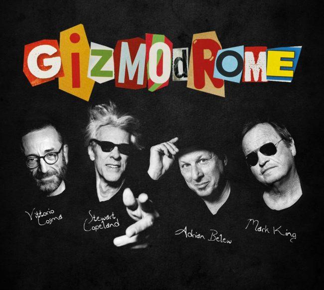 GIZMODROME - Nueva super banda