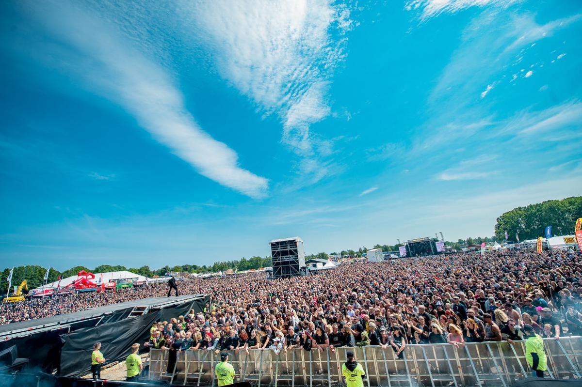 SWEDEN ROCK 2017: Crónica y fotos