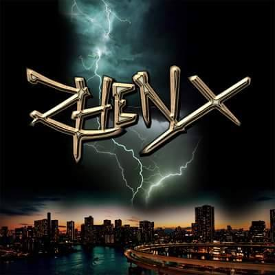 ZHENX - Disco debut ya a la venta!