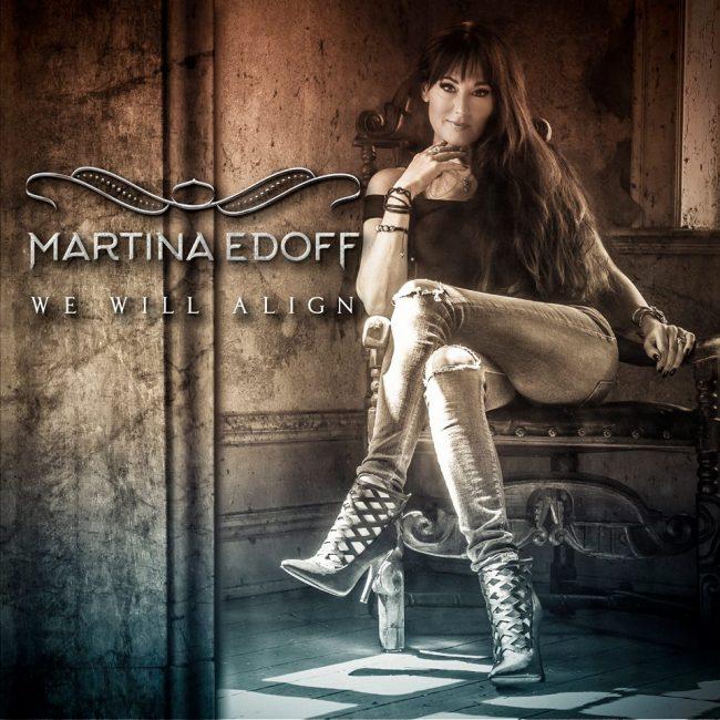 MARTINA EDOFF - Nuevo disco