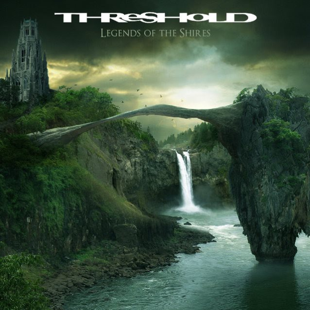 THRESHOLD - Legend Of The Shires (2017)