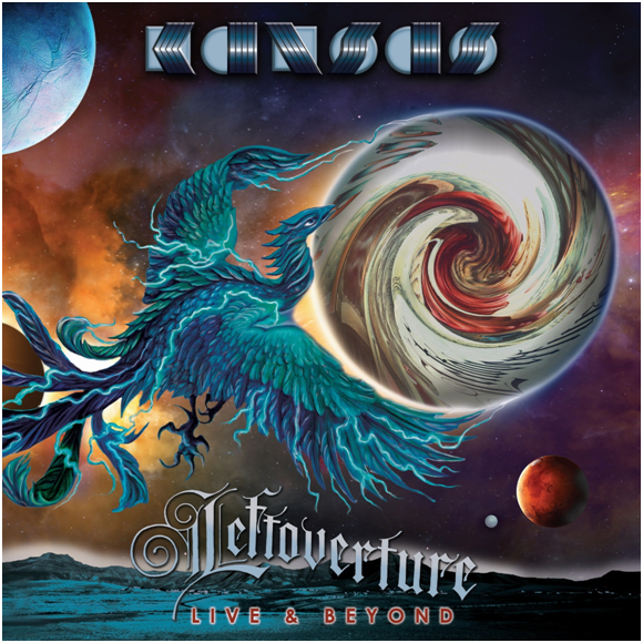 "KANSAS - Adelantos de ""Leftoverture Live & Beyond"""