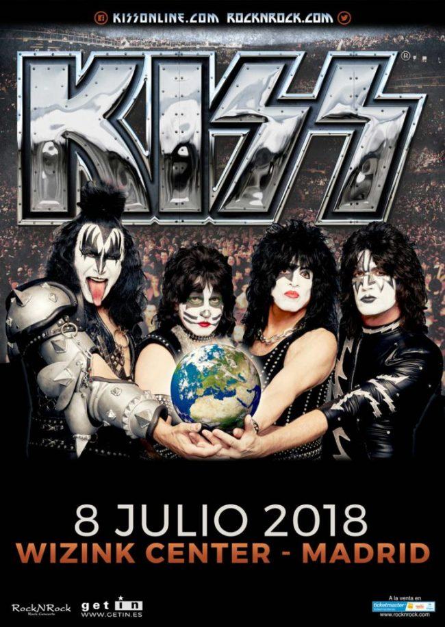 KISS añaden más fechas en España